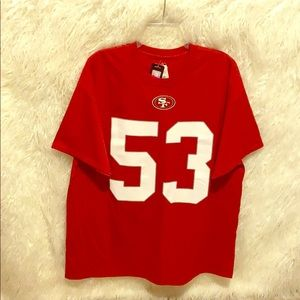 "NFL Team Apparel ""Bowman"" T-shirt"